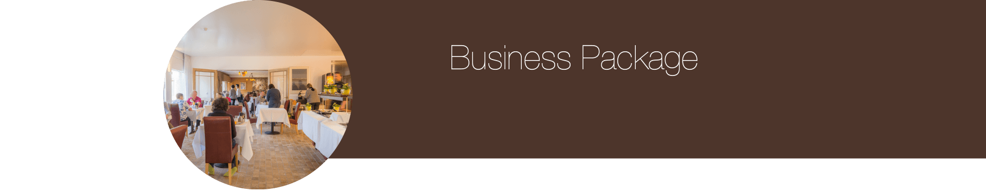 business package header